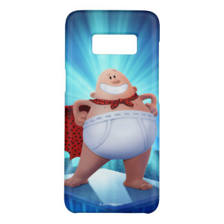 Captain Underpants | Waistband Warrior On Roof Case-Mate Samsung Galaxy S8 Case