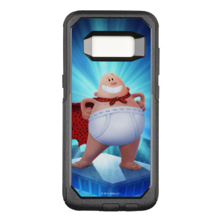 Captain Underpants | Waistband Warrior On Roof OtterBox Commuter Samsung Galaxy S8 Case