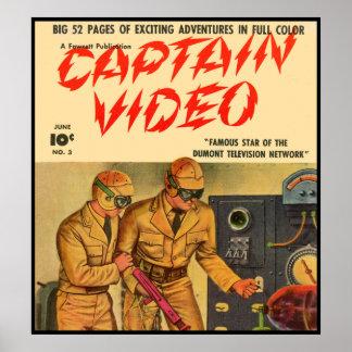 Captain Video Poster