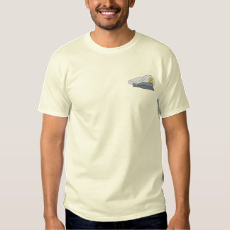 Captains Hat Embroidered T-Shirt