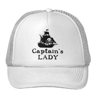Captain's Lady Cap