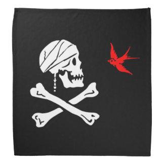 captin jack pirate flag bandana