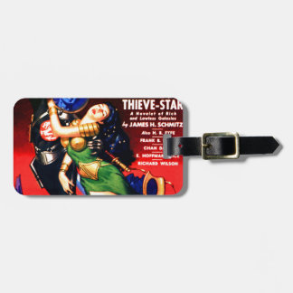 Captive of the Thieves Star Luggage Tag