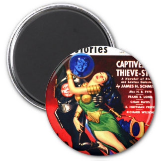 Captive of the Thieves Star Magnet
