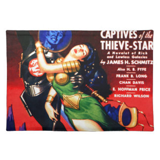 Captive of the Thieves Star Placemat