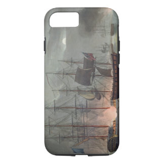 Capture of La Desiree, July 7th 1800, from 'The Na iPhone 7 Case