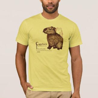 capybara - chocolate T-Shirt