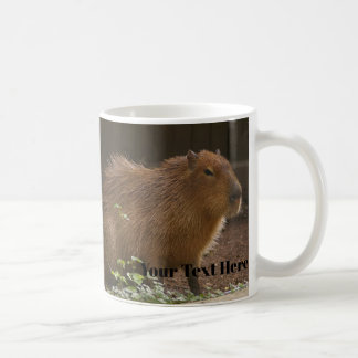 Capybara Coffee Mug