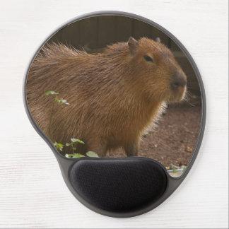 Capybara Gel Mouse Pad