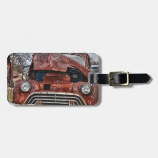 car39 luggage tag
