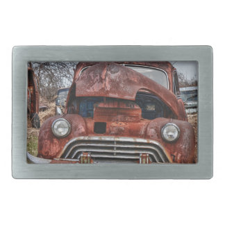 car39 rectangular belt buckle