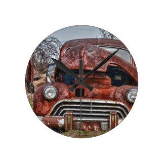 car39 round clock