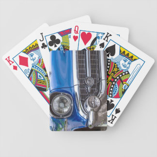 car62 bicycle playing cards