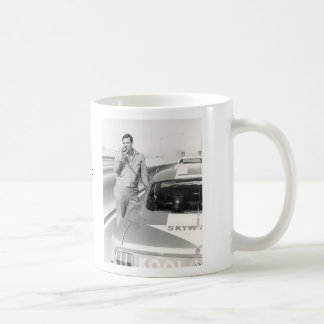 car650, Norm Seeley reporting TrafficDaily for ... Coffee Mug