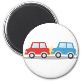 Car Accident Magnet
