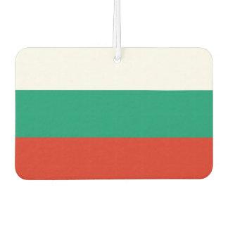 Car Air Fresheners with Flag of Bulgaria