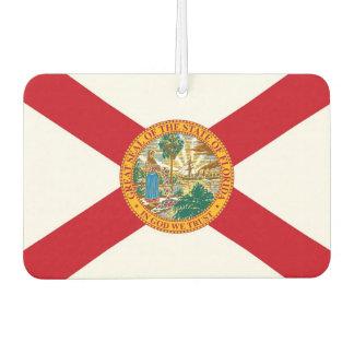Car Air Fresheners with Flag of Florida, USA