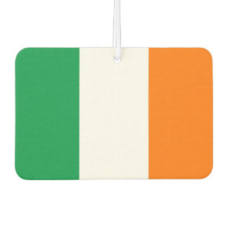 Car Air Fresheners with Flag of Ireland