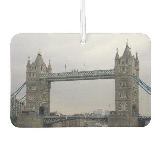 Car Air Fresheners with London Bridge