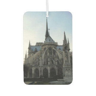 Car Air Fresheners with Notre Dame