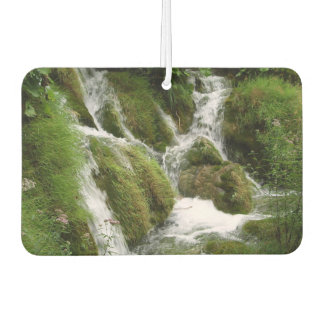Car Air Fresheners with spectacular waterfall
