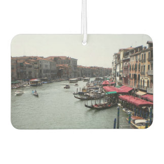 Car Air Fresheners with Venice Grand Canal