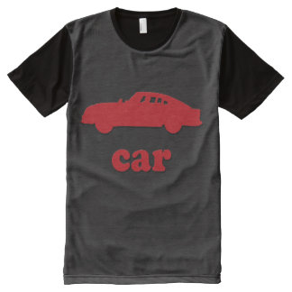 Car All-Over Print T-Shirt