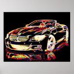 Car Art Print