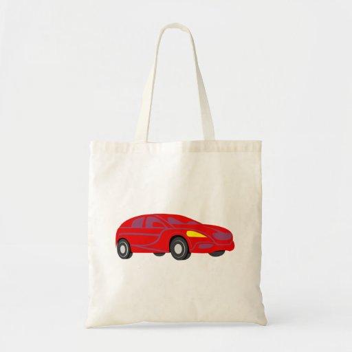 Car car canvas bags
