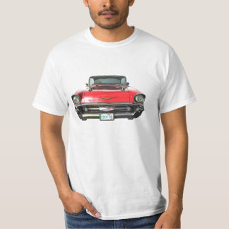 Car Chevy57-02Frt T-Shirt
