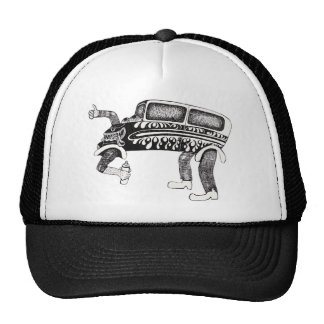 Car Clothing Cap