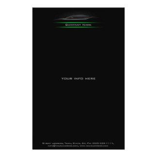 Car company office supply - flyer