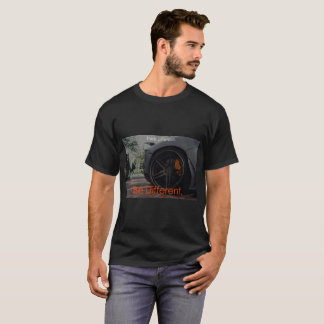 """Car concept """"Think Different Be Different"""" T-Shirt"""