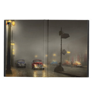 Car - Down a lonely road 1940 Powis iPad Air 2 Case