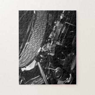 Car Engine Puzzle/Jigsaw Jigsaw Puzzle