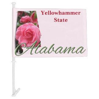 Car Flag - ALABAMA