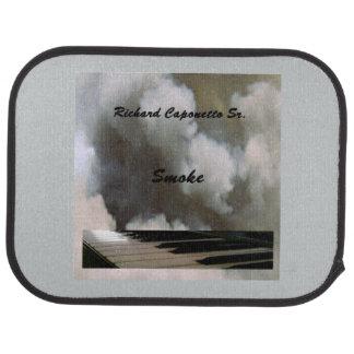 Car Floor Mats With Album art for the album Smoke Car Mat