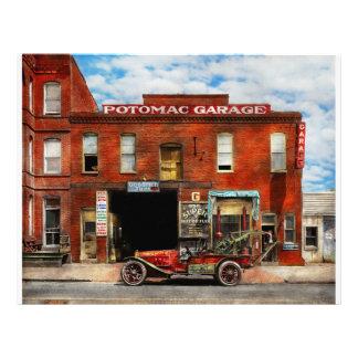 Car - Garage - Misfit Garage 1922 Flyer