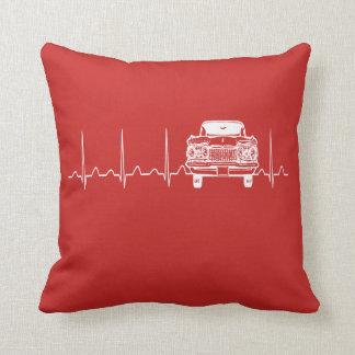 Car Heartbeat Cushion
