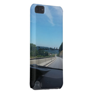 Car Holiday Mountains Europe Austria Photography iPod Touch (5th Generation) Cover