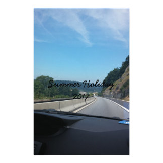 Car Holiday Mountains Europe Austria Photography Stationery