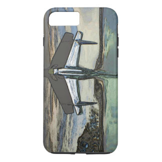 Car hood as art iPhone 7 plus case