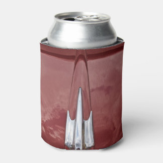 Car hood can holder can cooler