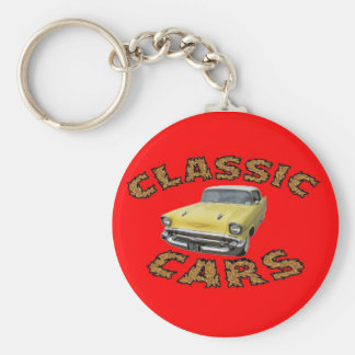 Car keychain. key ring
