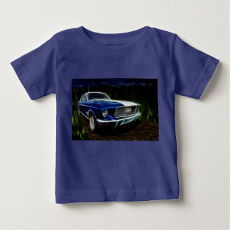 Car lighting baby T-Shirt