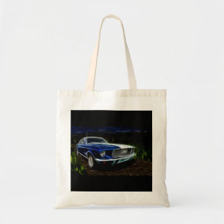 Car lighting tote bag