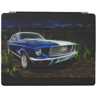 Car lightning iPad cover