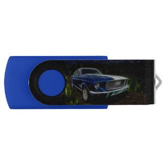 Car lightning USB flash drive