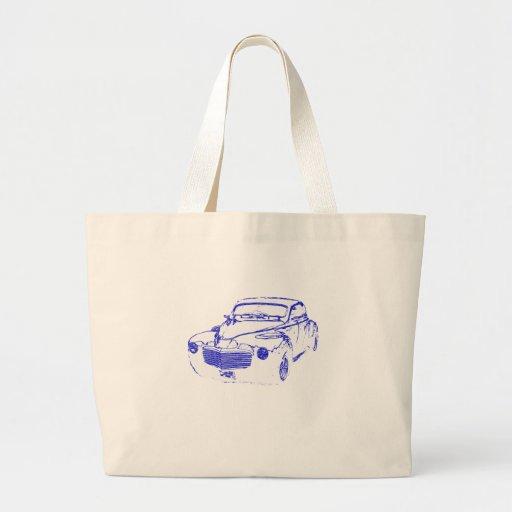 Car-Line Tote Bag