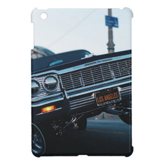 Car Low Rider Vintage Oldschool Automotive Driving iPad Mini Cases